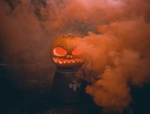 Celebrate Halloween with a scary Trivia Quiz from Master of Quiz.