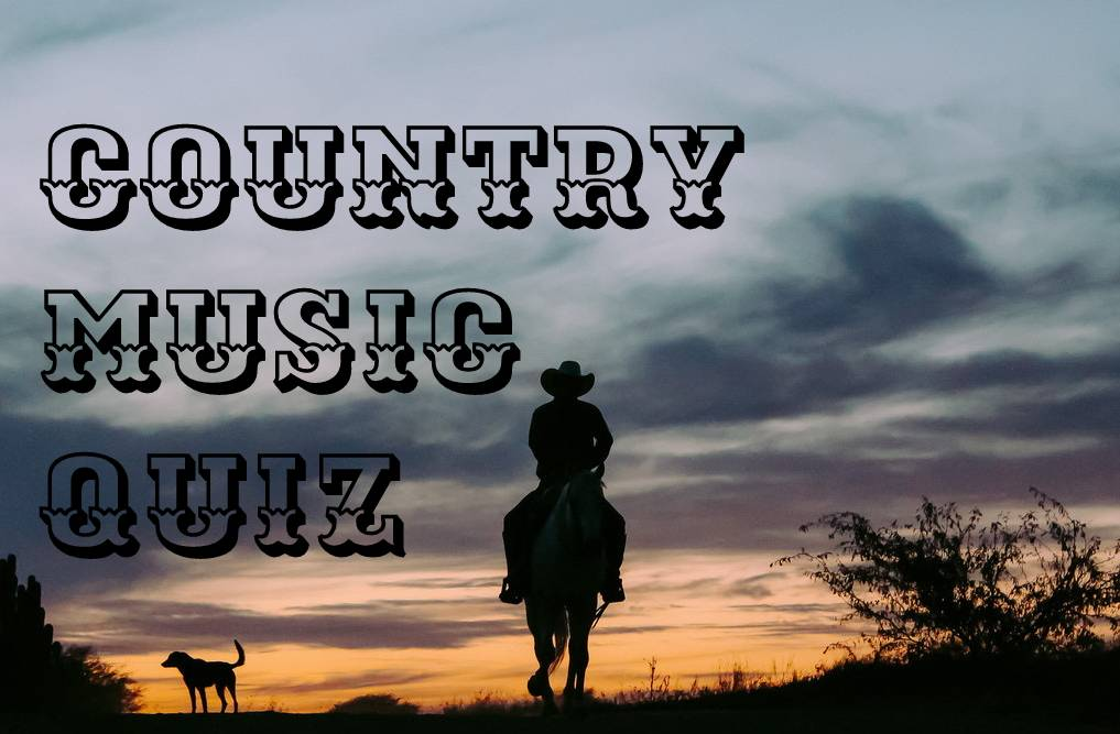 Free Country Music Quiz from Master of Quiz